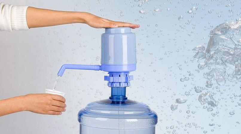Зачем нужна помпа для бутилированной воды?